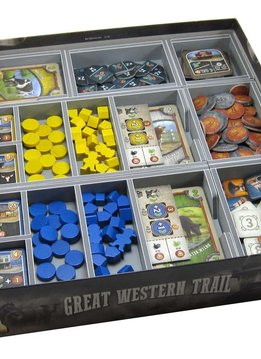 FS Foamcore Insert - Great Western Trail