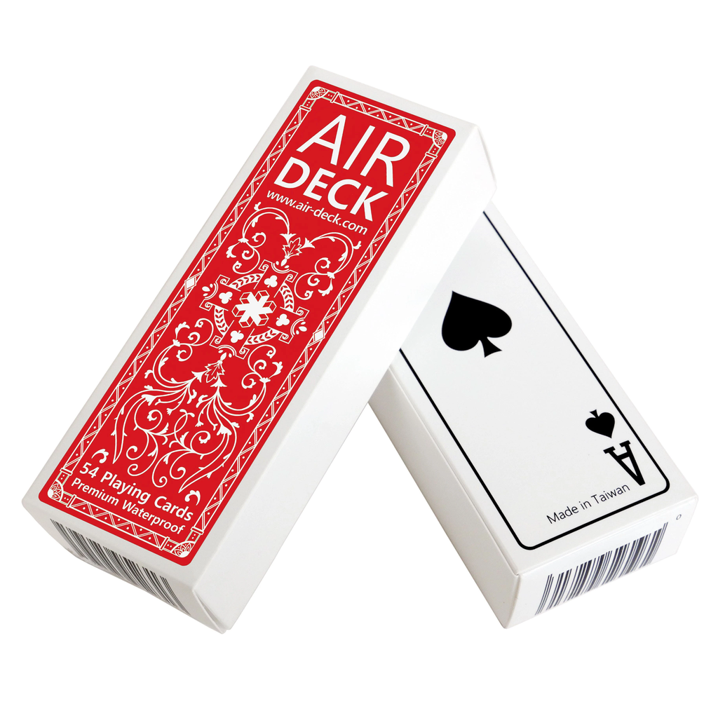 Air Deck Classic Red
