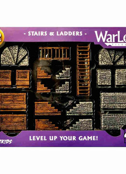 Warlock Tiles: Stairs and Ladders