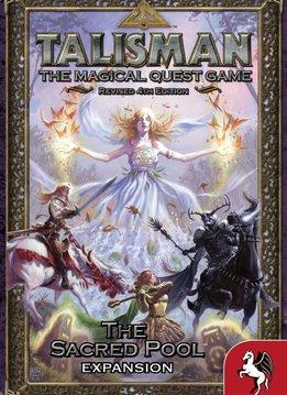 Talisman: The Sacred Pool Exp.
