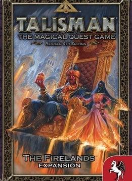 Talisman: The Firelands Exp.