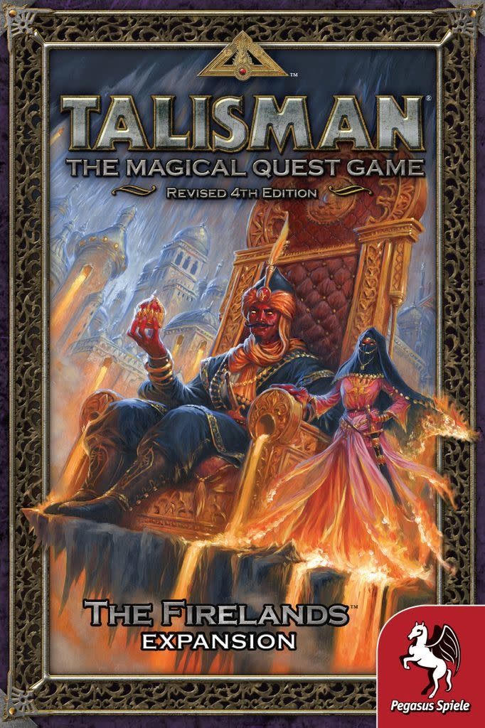 Talisman: The Firelands Exp.