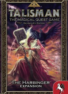 Talisman : The Harbinger Exp.