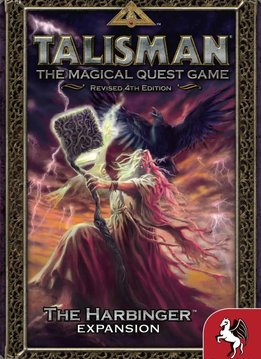 Talisman : The Harbinger Exp.