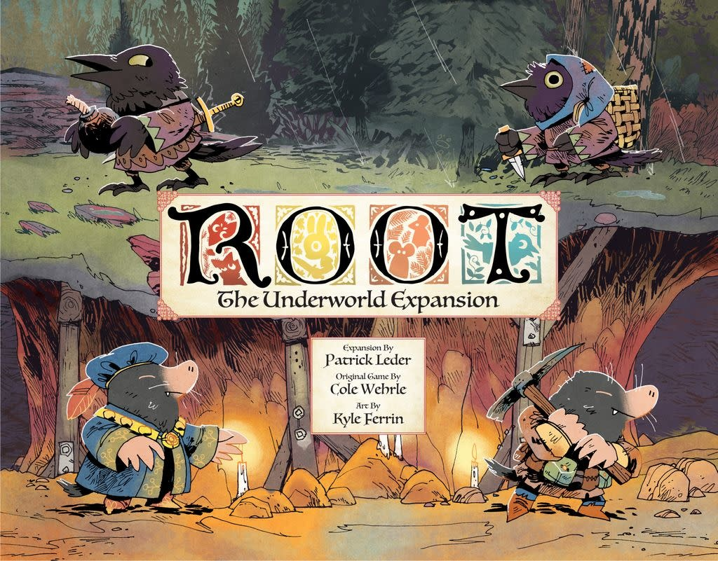Root: The Underworld Exp.