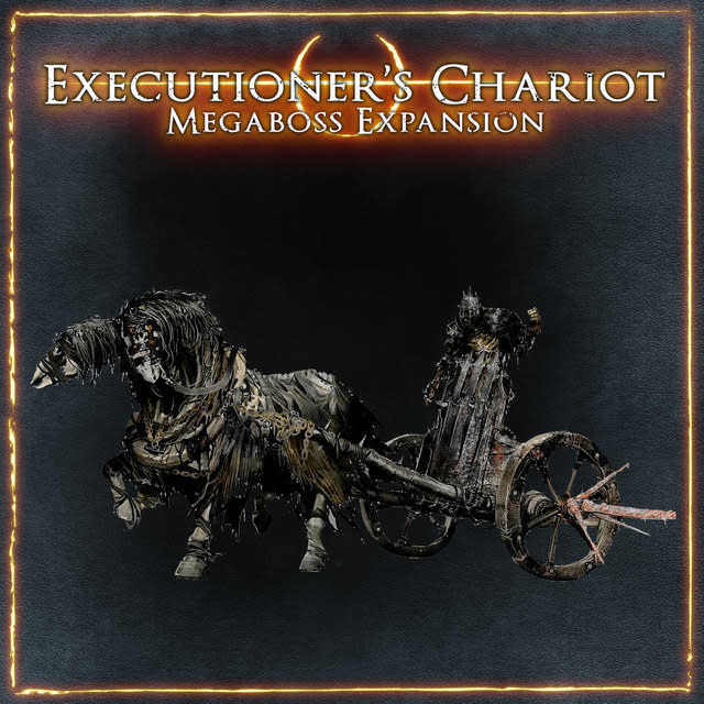 Dark Souls: Executioner's Chariot Exp.