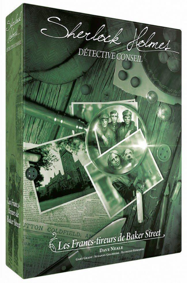 Sherlock Holmes: Les Francs-Tireurs de Baker Street