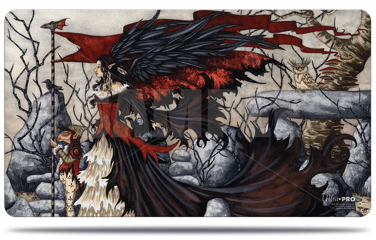 Morgan Le Fey - Amy Brown UP Playmat