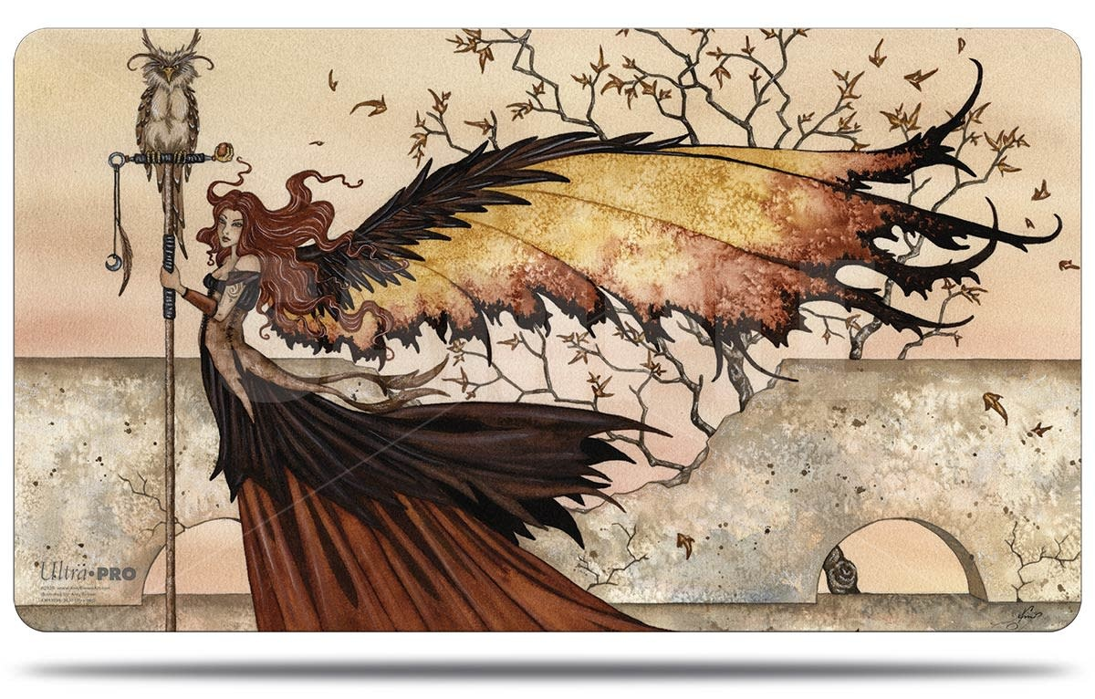 Autumn Stroll - Amy Brown UP Playmat