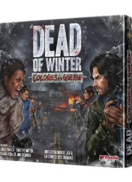 Dead of Winter: Colonies en Guerre Ext. (FR)
