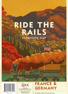 Ride the Rails : France & Germany Exp.