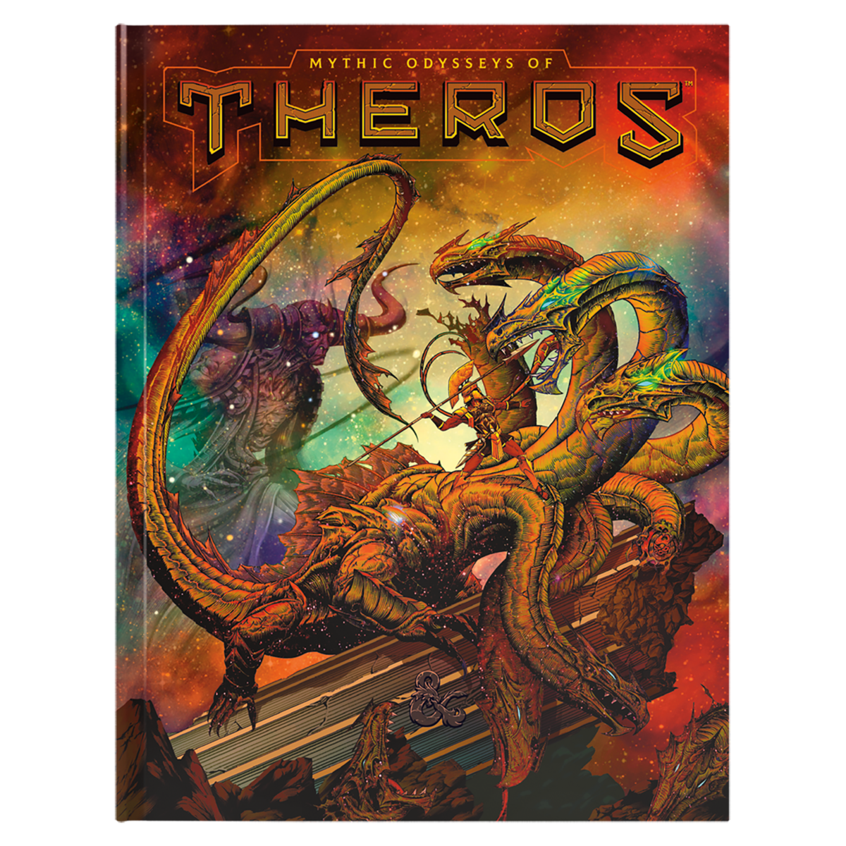 D&D Mythic Odysseys of Theros (Alternate Cover)