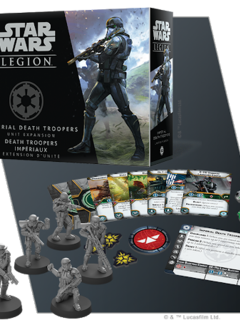 Star Wars Legion: Death Trooper Imperiaux (FR)