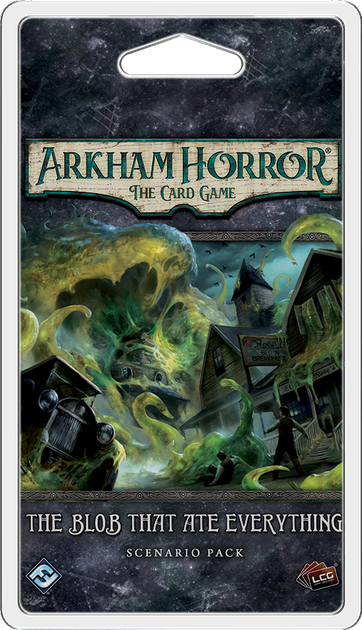 Arkham Horror LCG: The Blob Who Ate Everything (EN)