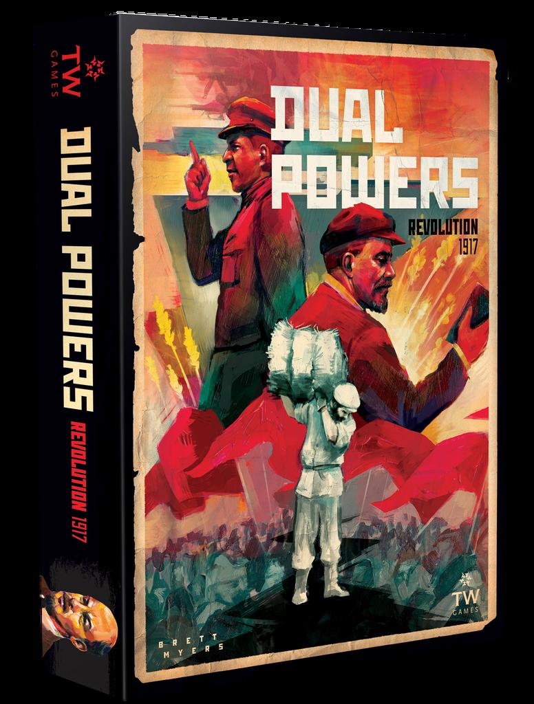Dual Powers: Revolution 1917 (FR)