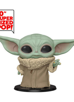"POP! The Mandalorian: The Child 10"" Super Sized"