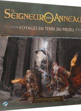 Le Seigneur des Anneaux: Voyages en Terre du Milieu - Sombres Chemins (FR)