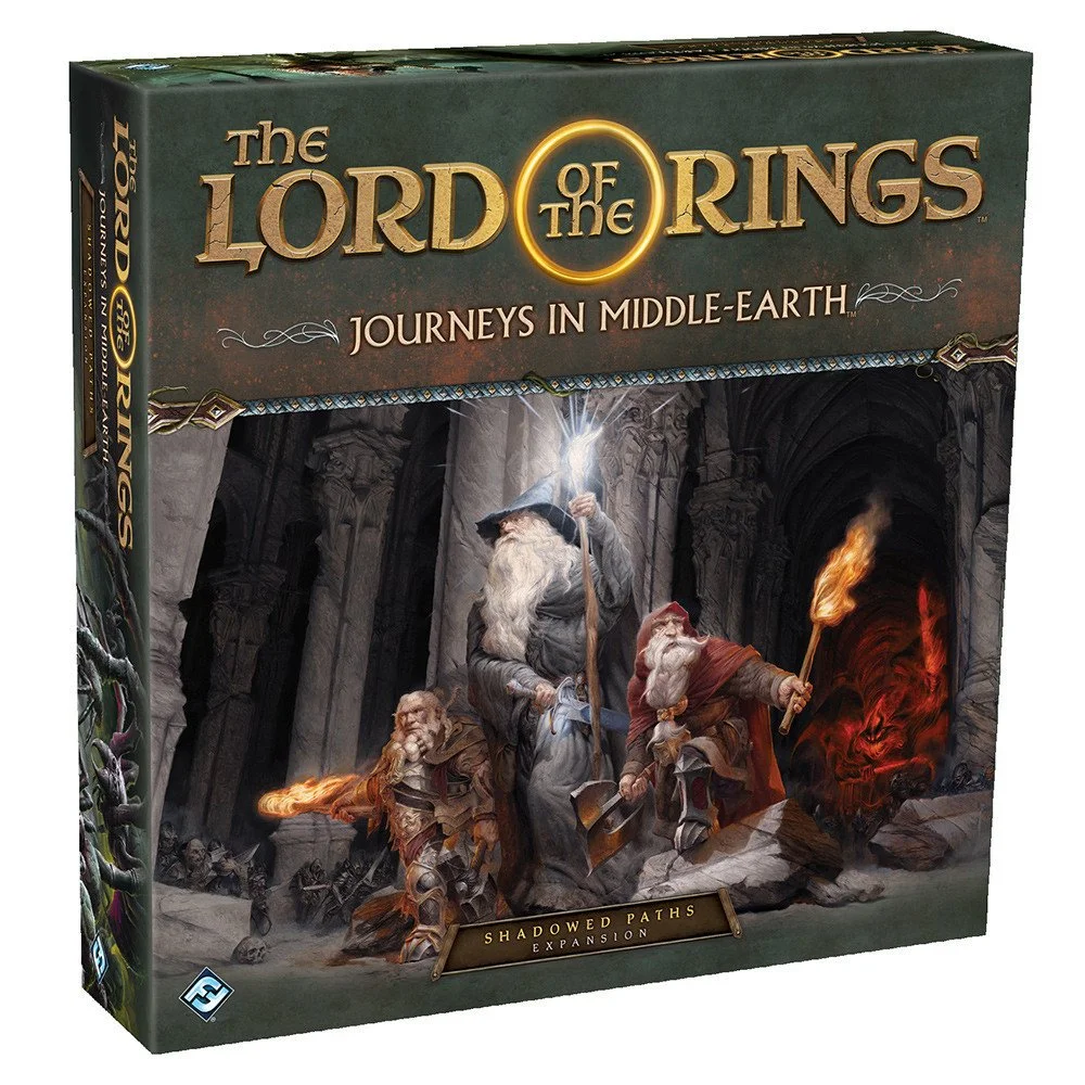 Lord of the Rings: Journeys in Middle-Earth - Shadowed Paths (EN)