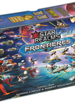 Star Realms: Frontières (FR)