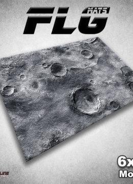 FLG Mats: Moon 6x4