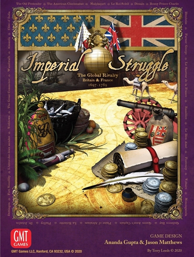 Imperial Struggle: Global Rivalry 1697-1789 (EN)