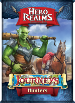 Hero Realms Journeys: Hunters Pack