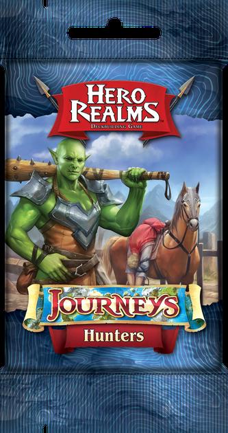 Hero Realms Journeys: Hunters Pack