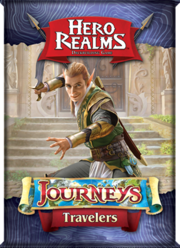 Hero Realms Journeys: Travelers Pack