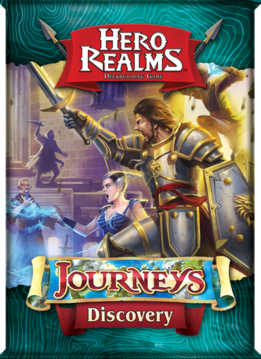 Hero Realms Journeys: Discovery Pack