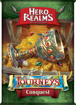 Hero Realms Journeys: Conquest Pack