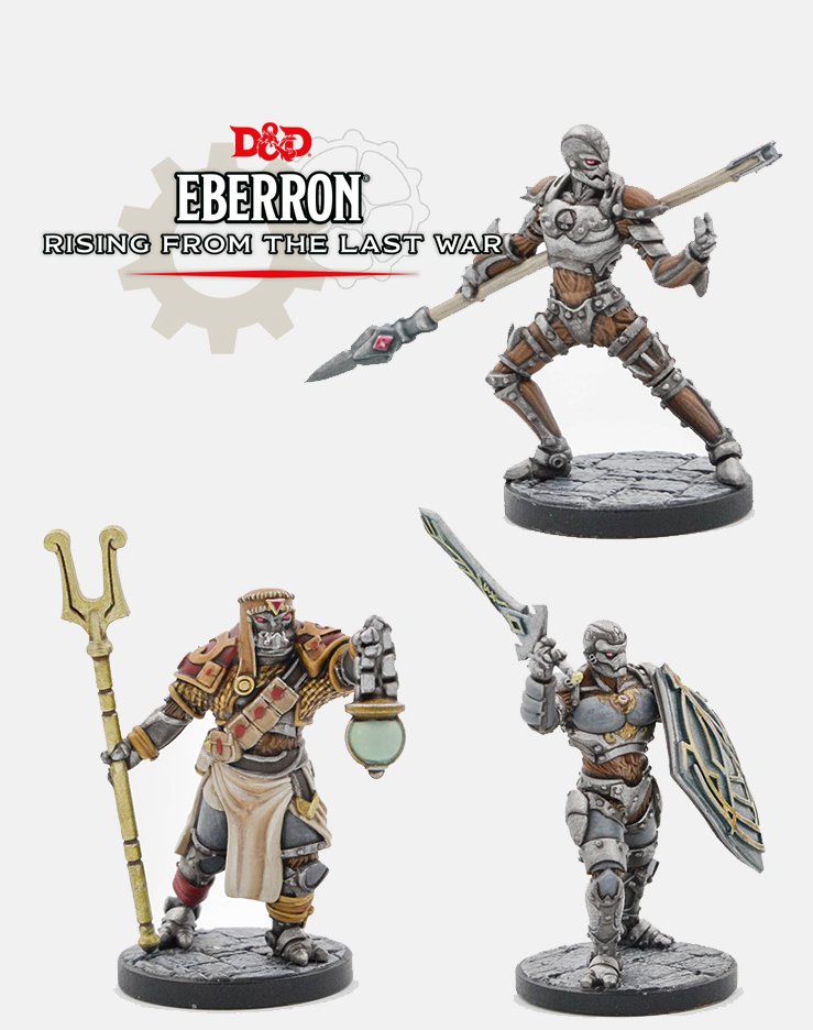 Warforged - D&D Collector's Series: Eberron Rising from the Last War