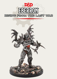 Lord of Blades - D&D Collector's Series: Eberron Rising from the Last War