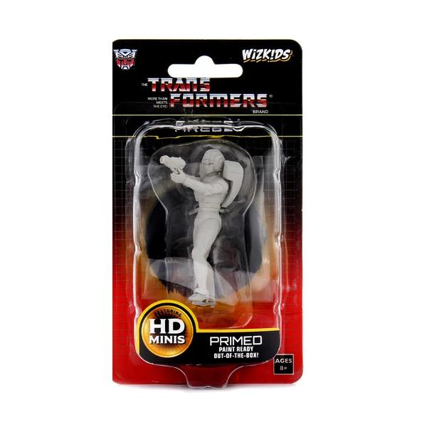 Transformers Unpainted Minis: Arcee