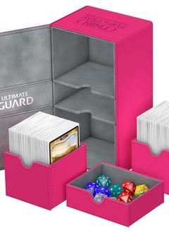 Pink Twin Flip'n'Tray™ 200+ XenoSkin