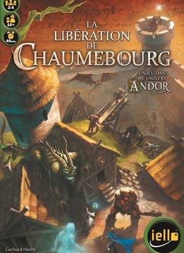 La Libération de Chaumebourg (FR)