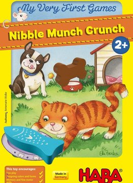 My Very First Games: Nibble Munch Crunch