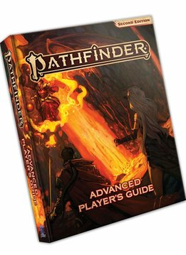 Pathfinder 2E: Advanced Player's Guide (HC)