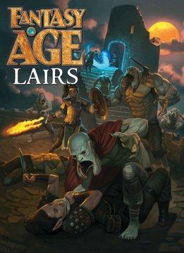 Fantasy Age: Lairs (HC)