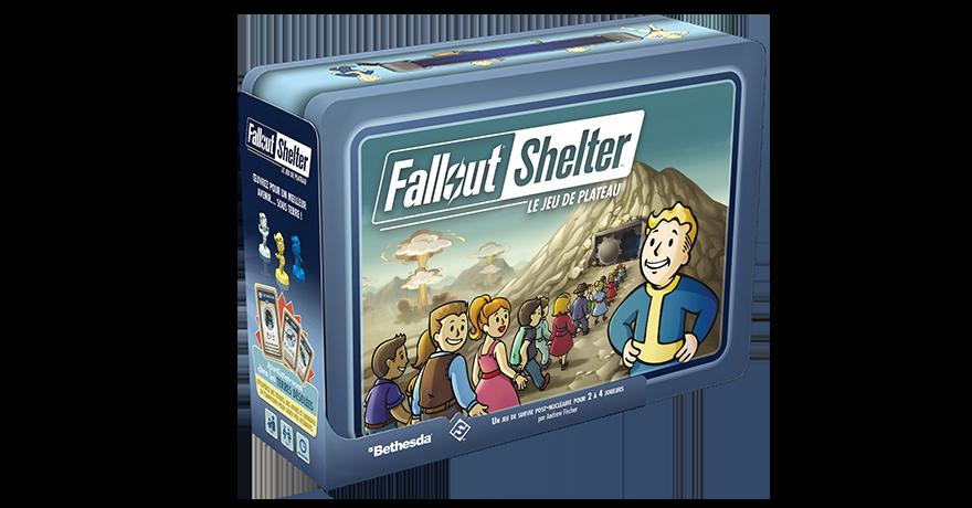 Fallout Shelter: Le Jeu de Plateau