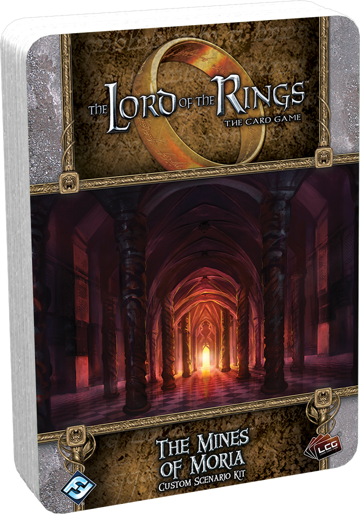 LOTR LCG: The Mines of Moria
