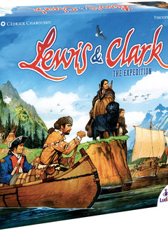 Lewis & Clark: The Expedition (FR)