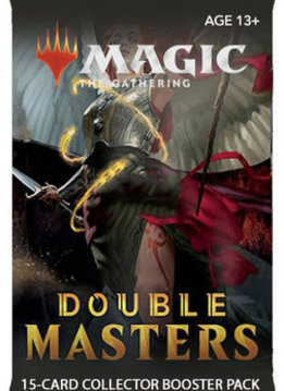 Double Masters Booster Pack (7 aout)