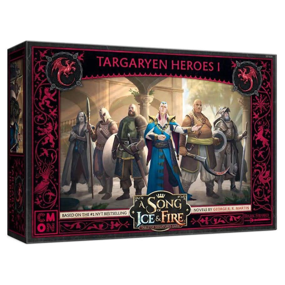 SIF: Targaryen Heroes #1