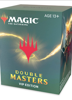 Double Masters VIP Edition - Booster Box