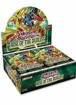 YGO Rise of the Duelist - Booster Box