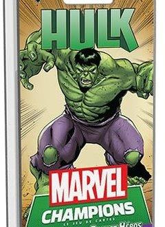 Marvel Champions: Hulk - Paquet Héro (FR)