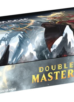 Double Masters Booster Box (7 aout)