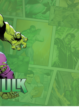 Marvel Champions - Hulk Game Mat