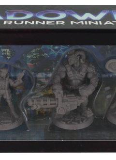 Shadowrun: Prime Runner Miniatures