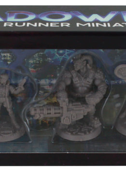 Shadowrun: Prime Runner Miniatures